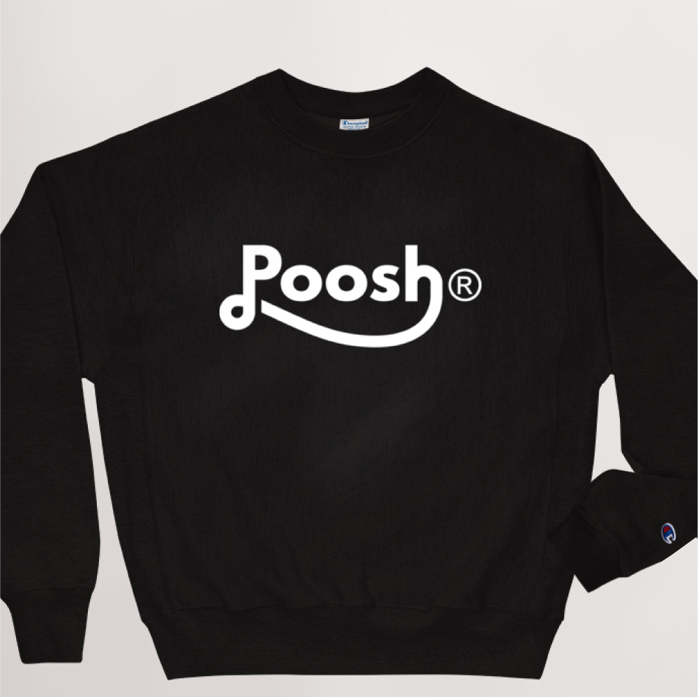 Image of Poosh Champion Sweatshirt