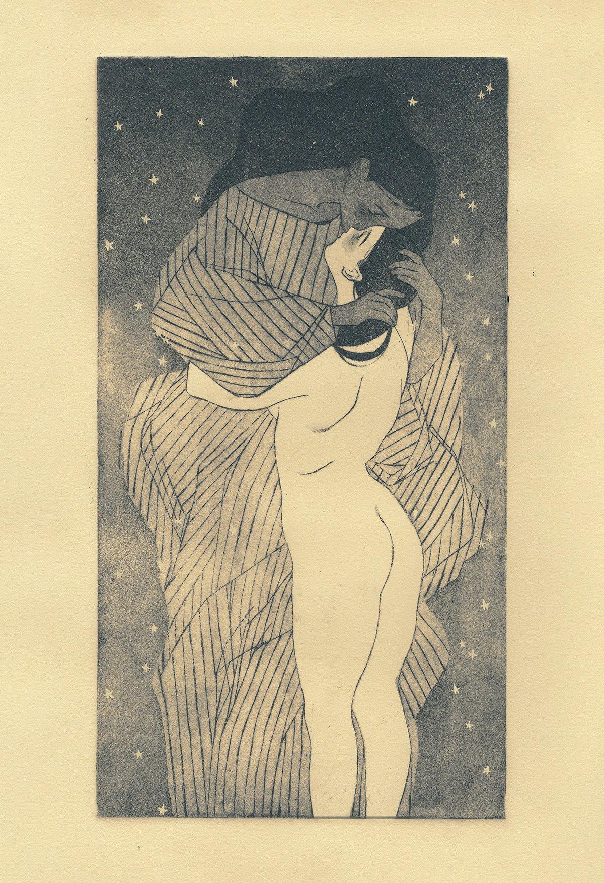 Image of stardust kisses