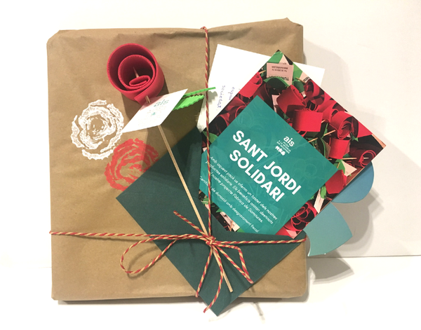 Image of Pack Solidario de Sant Jordi