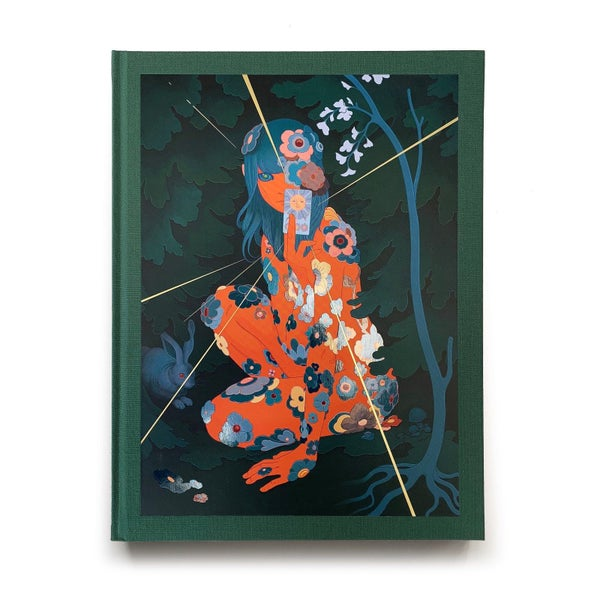Image of James Jean Azimuth Signed
