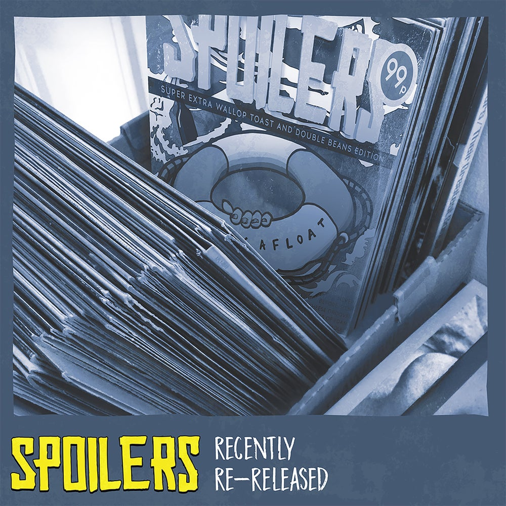 Image of SPOILERS - RECENTLY RE-RELEASED Ltd Edition Random Mix Colour Vinyl LP