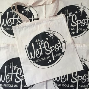Image of The Wet Spot - Tote Bag