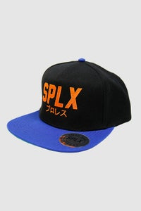 Image of SPLX Orange/Blue SnapBack