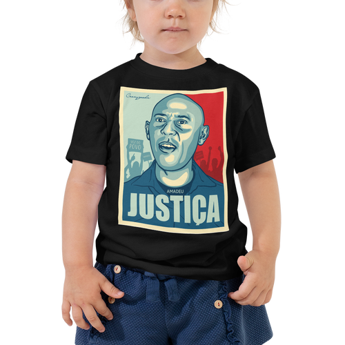 "Image of ""Viva Amadeu"" Toddler T-shirt"