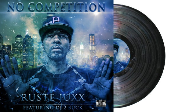 "Image of Ruste Juxx - No Competition/Move On It 7"" Vinyl"