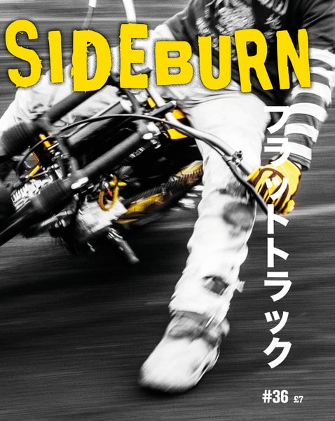 Image of Sideburn 36 - COVER 1