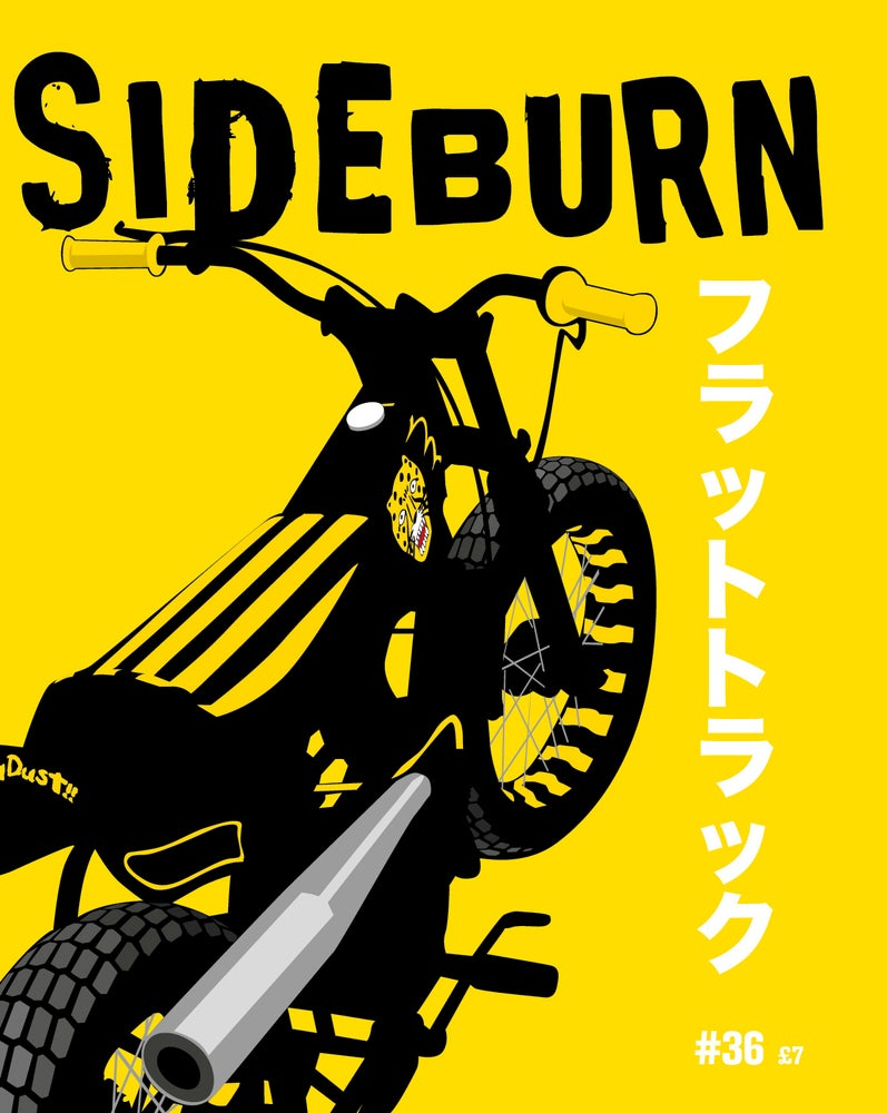 Image of Sideburn 36 - COVER 2