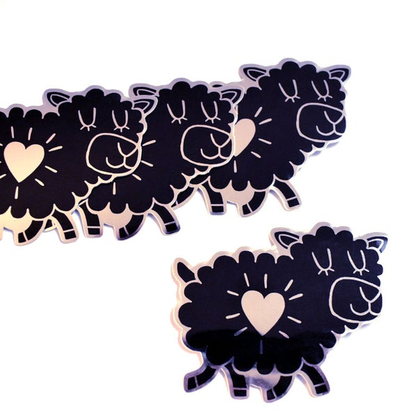 Image of Love Ewe Sticker