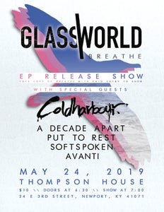 """Image of """"Breathe"""" EP Release Show Ticket"""