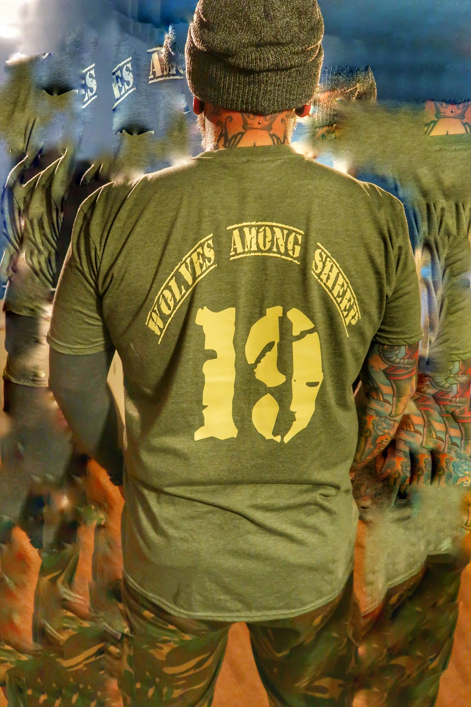"Image of The ""19"" Tee"