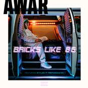 "Image of AWAR feat. Jadakiss & Styles P ""Bricks Like 86') B/W ""The 87 Getback) 7-inch Single"