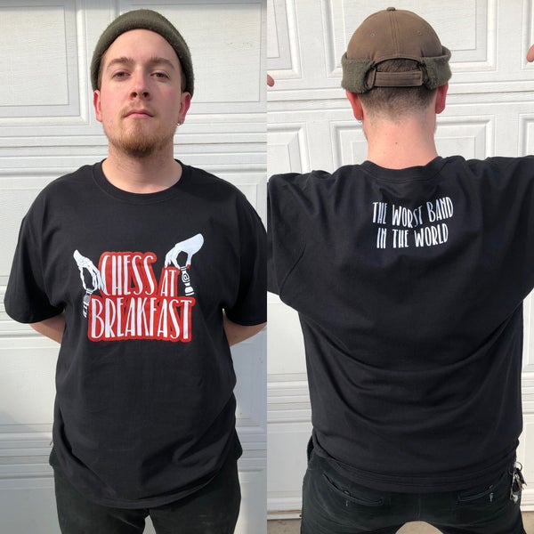 Image of Worst Band in the World Tee