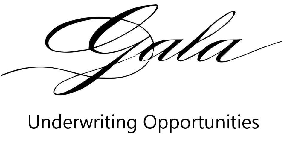 Image of Annual Awards Gala Underwriting