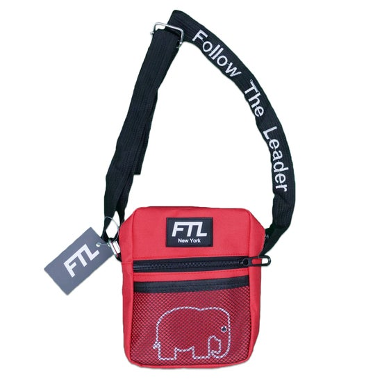 Image of Shoulder Bag (Red)