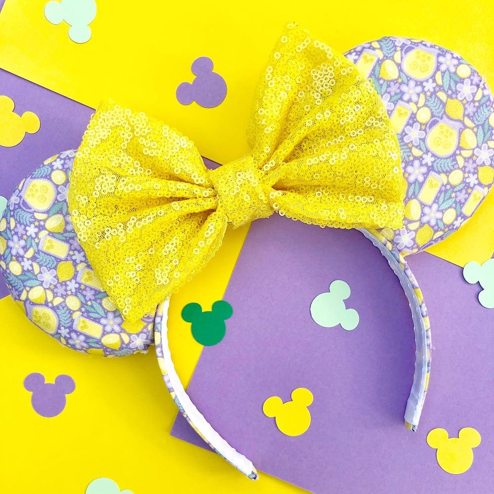Image of Violet Lemonade Ears