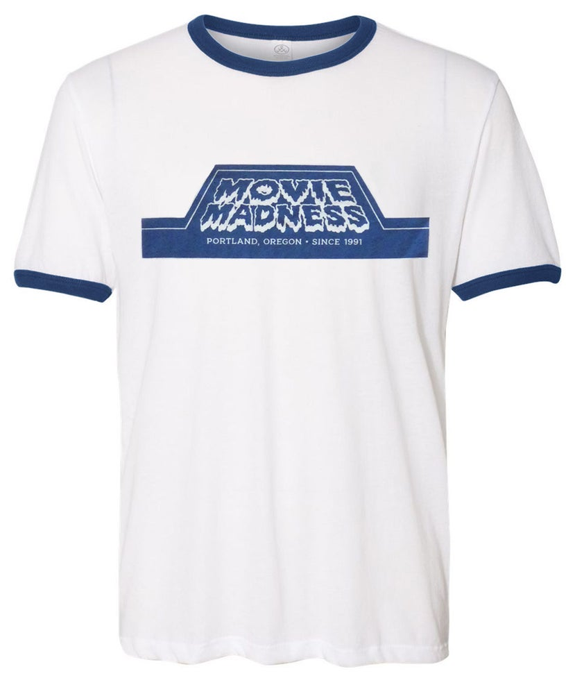 Image of Movie Madness Ringer Tee