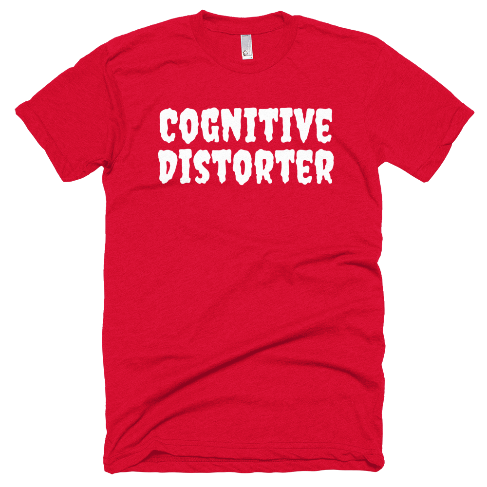 Image of Cognitive Distorter Shirt
