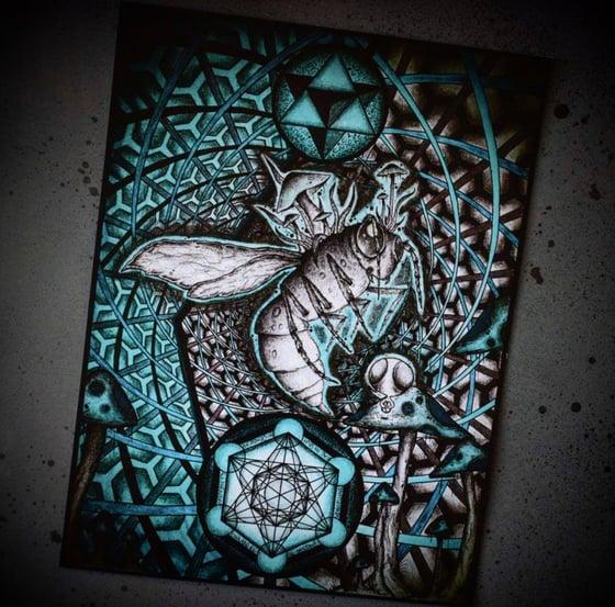 Image of Psybug Prints