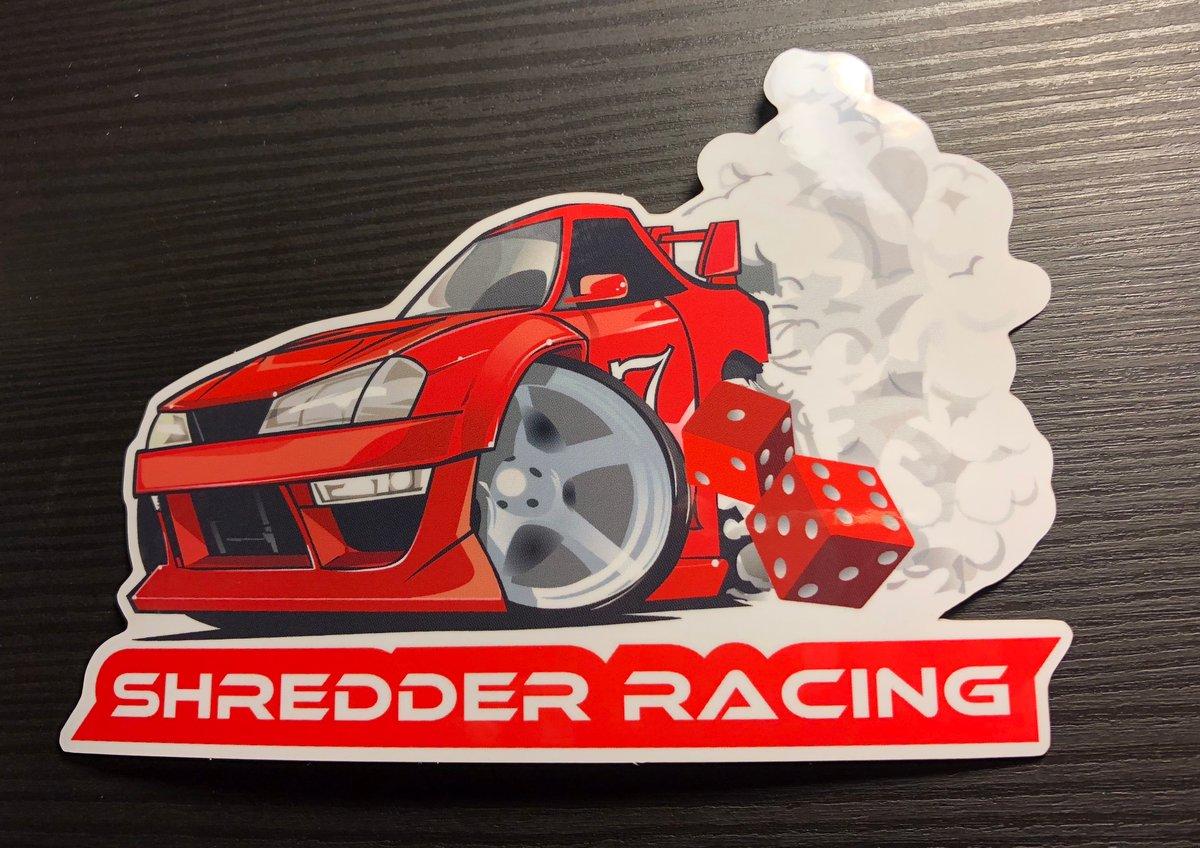 Image of Shredder Racing CARtoon