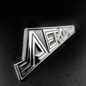 Image of AERODYNAMIC Pin