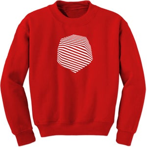 Image of Get Use 2 It Logo Printed Crewneck Sweater