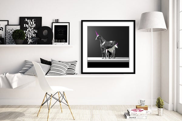Image of Unicorn Art