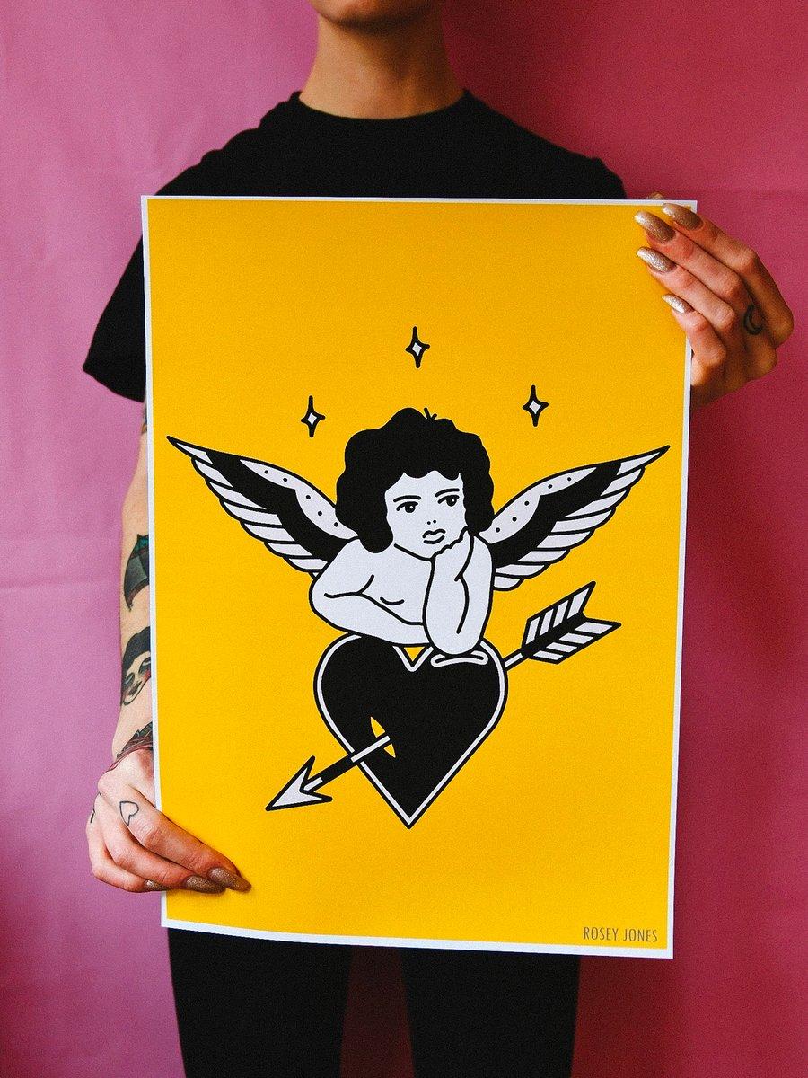 Image of Print Cherub