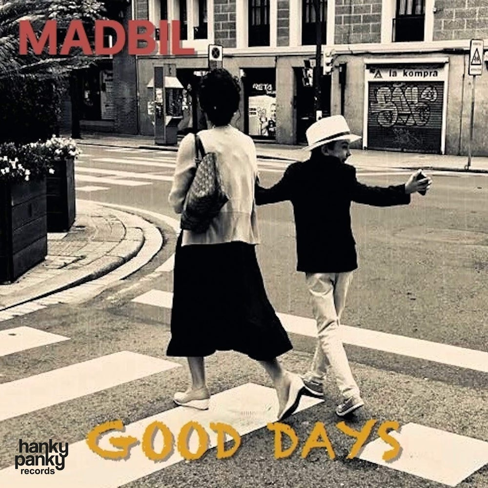 Image of Madbil - Good Days (CD-EP)