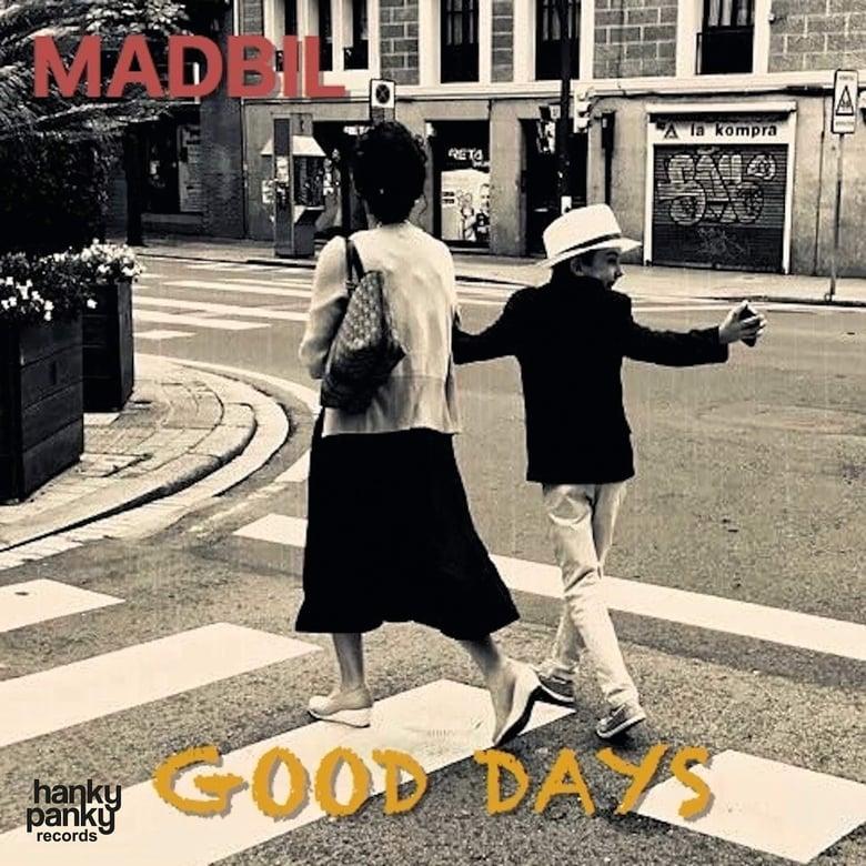 Image of Madbil - Good Days (CD-EP)