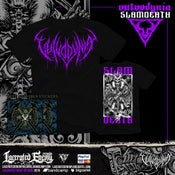 Image of VULVODYNIA - Slam Death 2019 - (Purple) - Tshirt