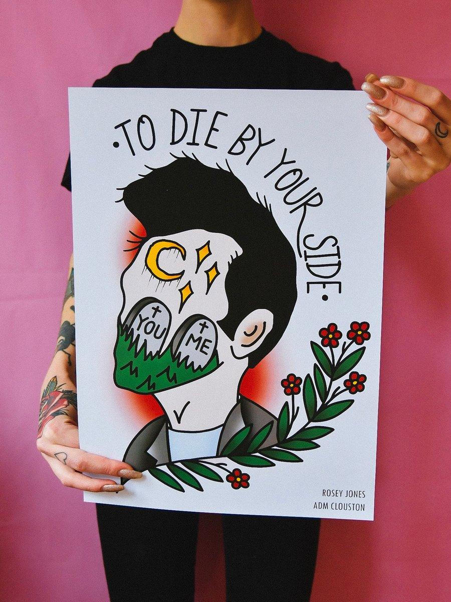 Image of Print Morrissey