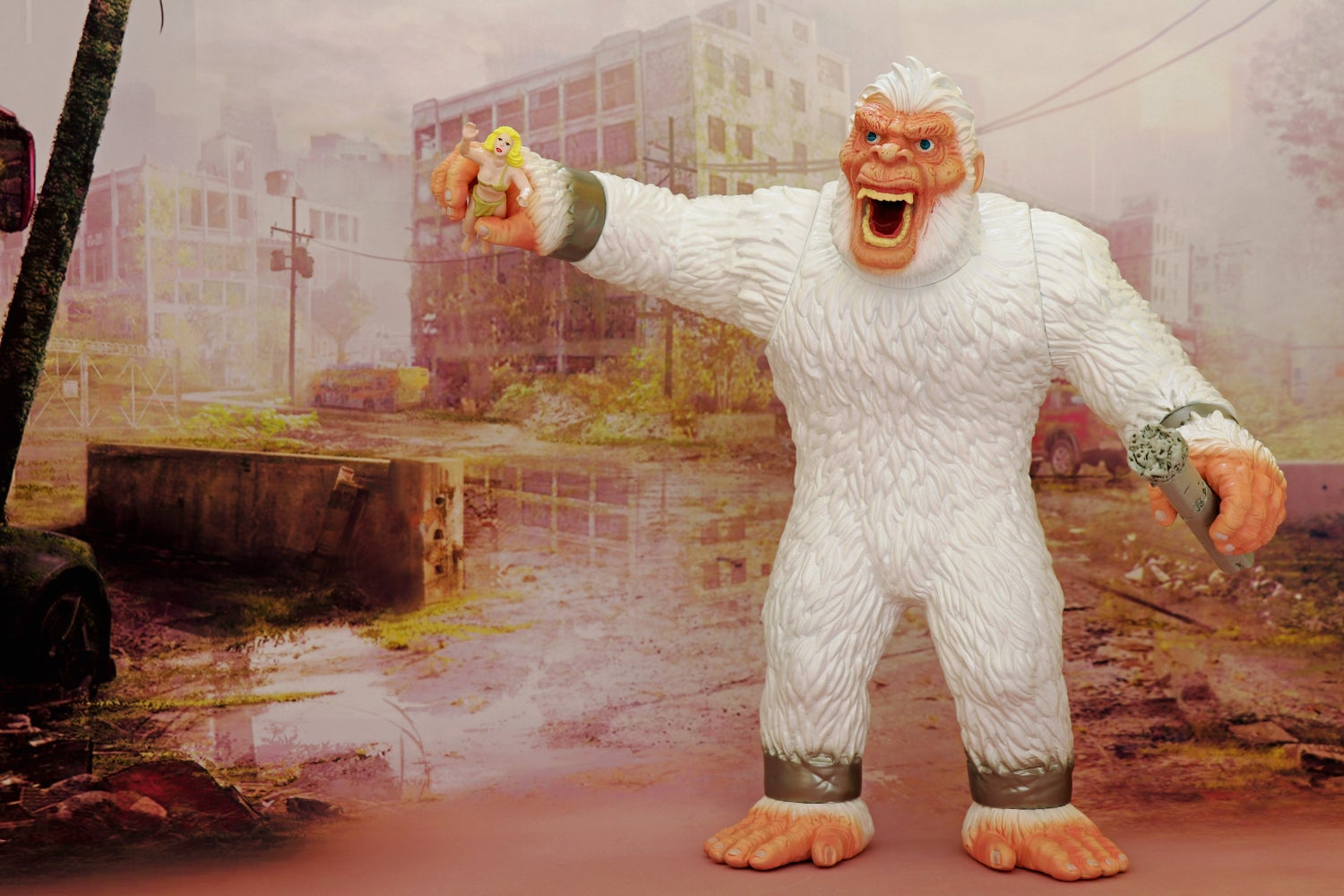 Image of THE MIGHTY PEKING MAN (ABOMINABLE VARIANT) PREORDER