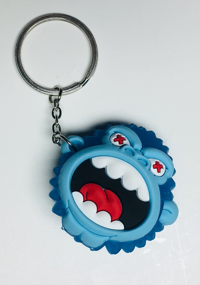 Image of MAD Ape Light-Up Keychain