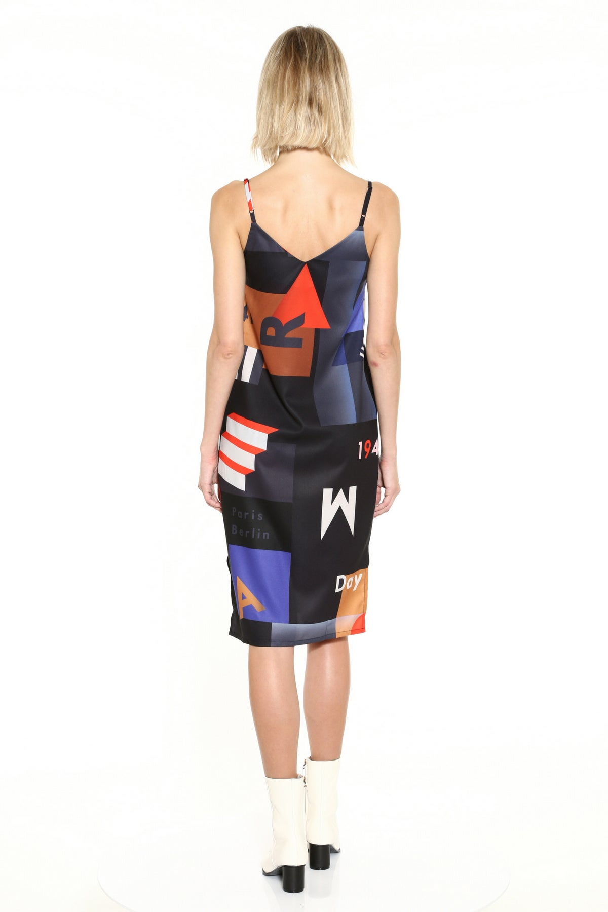 Image of Matter Matters Gallery - Tank dress - Mokita black