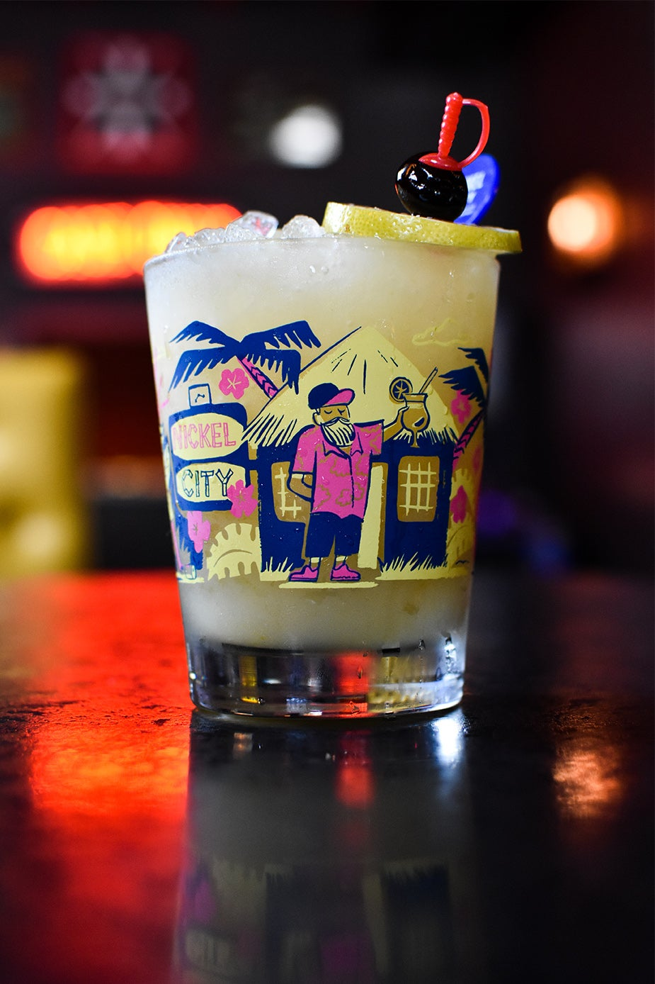 Image of Mai Tai Glass