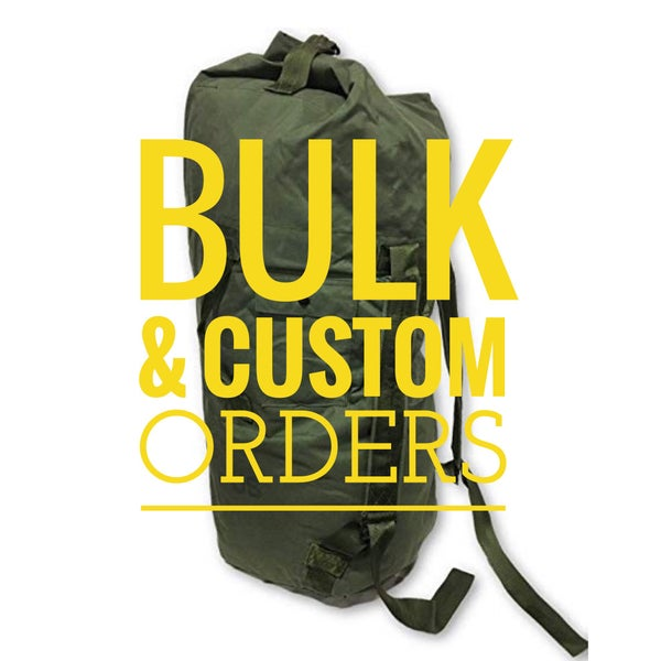 Image of Bulk & Custom Orders