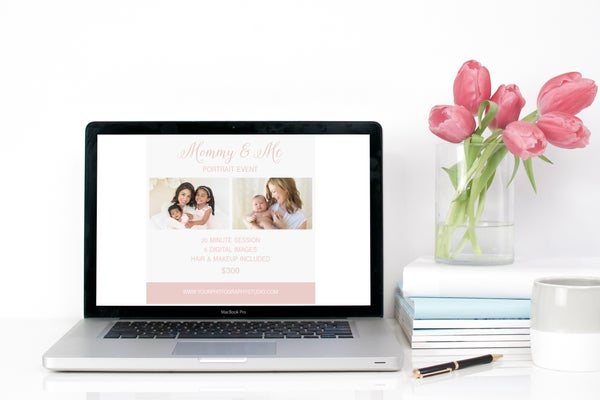 Image of Mommy & Me Marketing Bundle