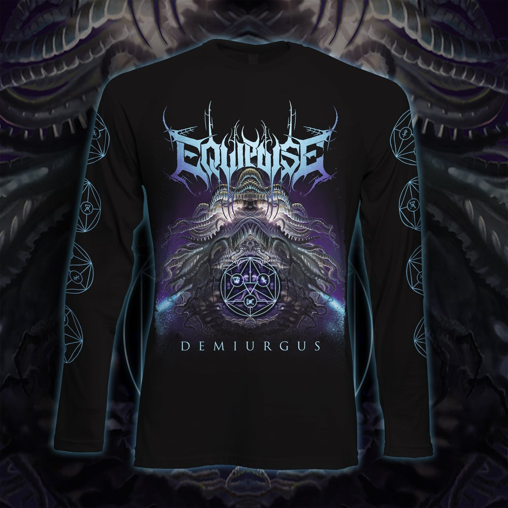 Image of EQUIPOISE - Demiurgus - Long Sleeve