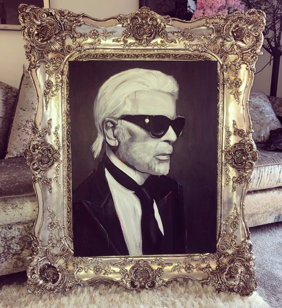 Image of Karl Lagerfeld