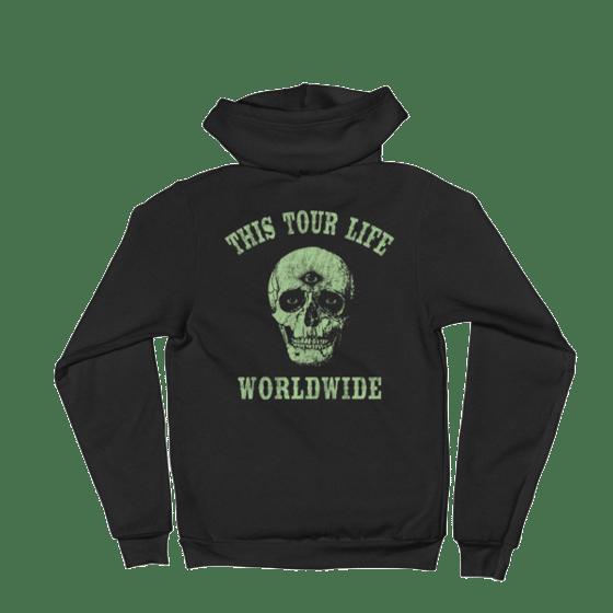 Image of Worldwide Zip Hoodie