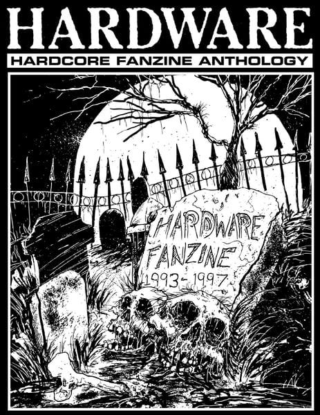 Image of SLP-023: HARDWARE Fanzine Anthology