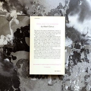 Image of Exile and the Kingdom by Albert Camus