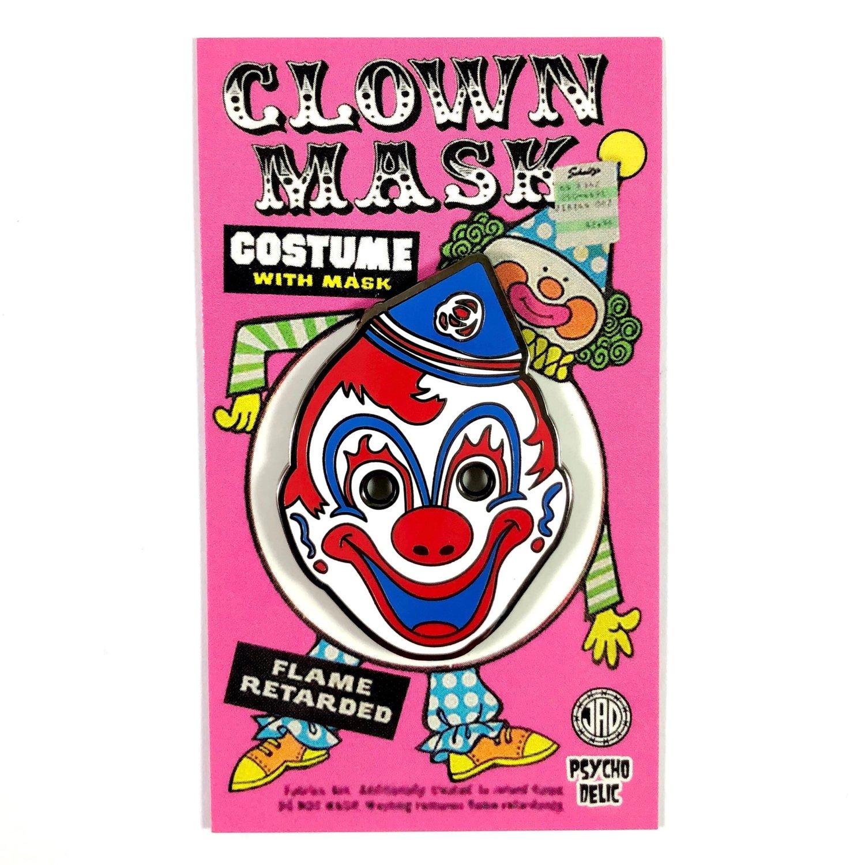 Image of Clown Mask (Enamel Pin)