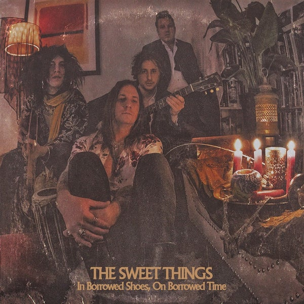 "Image of The Sweet Things ""In Borrowed Shoes, On Borrowed Time"" LP or CD"