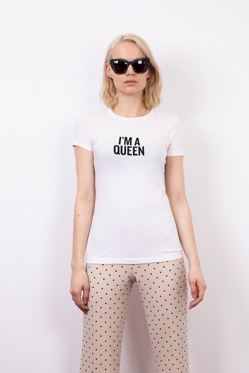 "Image of ""I'm A Queen"" T-Shirt"