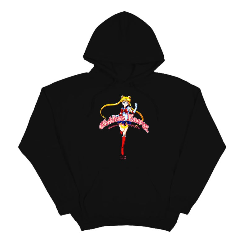 Image of SAILOR MOON ENERGY HOODIE | OFFICIAL GODDESS ENERGY COLLECTION