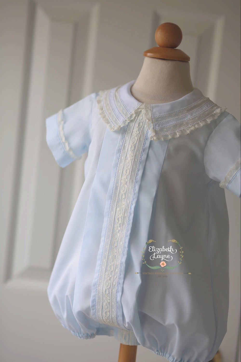 Image of Palmer Heirloom Apron & Bubble