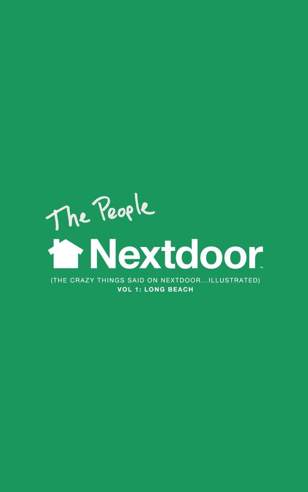 Image of The People Nextdoor Zine (32 pages)