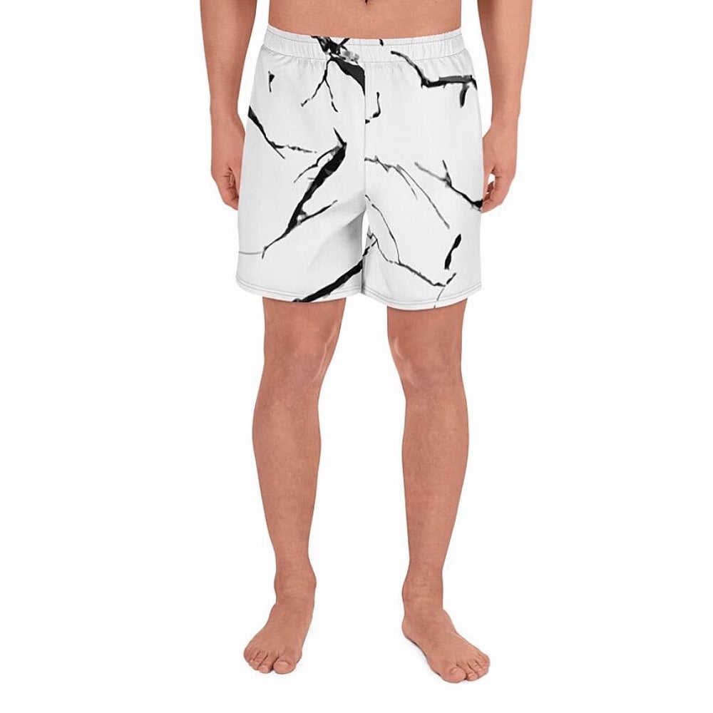 Image of Marble Texture Shorts