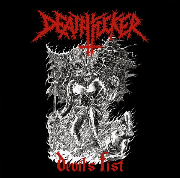 Image of Deathfucker - Devil's Fist